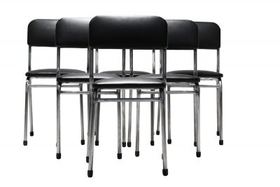 industrial stacking retro bistro chairs.jpeg