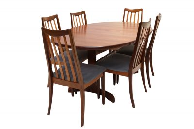 Vintage G plan teak dining suite vintage furniture Dublin