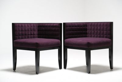 Pietro Constantini conversation chairs