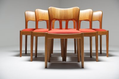 OLE chairs by John Mortensen