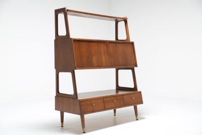 Mid-Century room divider by Saginaw