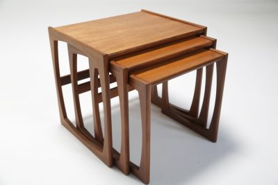 G Plan Quadrille Nesting Tables G Plan Dublin vintage furniture Ireland G Plan Quadrille