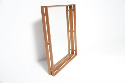 Teak Mirror by Royal, Sweden