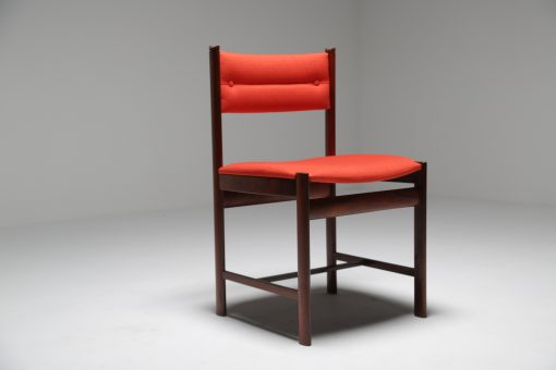 Rosewood chair by Drylund Smith