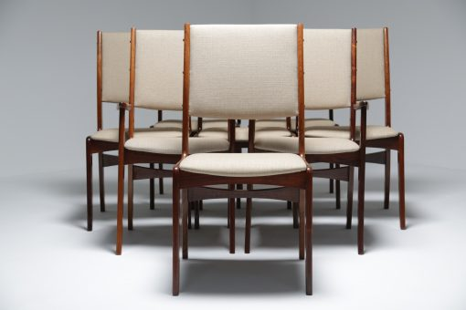 Johannes Andersen Dining Chairs The Vintage Hub