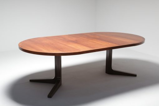 Rosewood Dining Table by Dyrlund vintage furniture Dublin