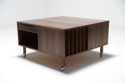 Lovig cubus table vintage furniture Ireland Danish rosewood coffee table