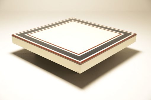 Willy Rizzo Francia Coffee Table mid-century vintage