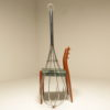 Curtis Jere Giant Whisk Wall Sculpture
